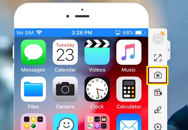 Take a Scrolling Screenshot on iPhone Using iOS 12/13 New Feature